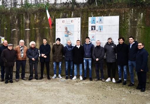 Guarene dedica un riconoscimento a Massimo Vacchetto, vincitore del campionato di serie A di pallapugno
