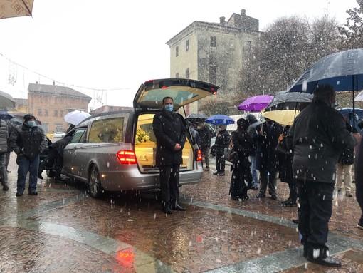 """""""Grazie Clemente"""": l'ultimo saluto dei dipendenti Bus Company all'illuminato imprenditore del trasporto pubblico"""