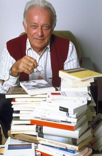A 20 anni dalla sua scomparsa Dogliani celebra Giulio Einaudi, l'uomo e l'editore
