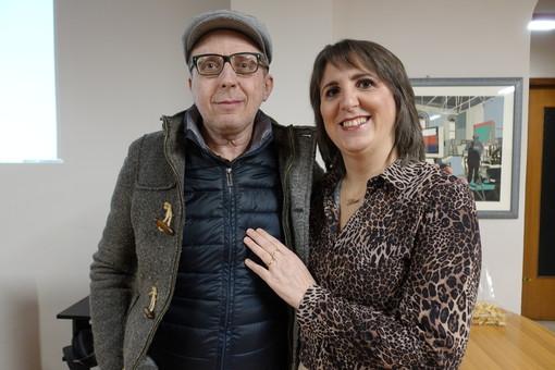 Foto d'archivio Enrico Sunda e Silvia Gullino