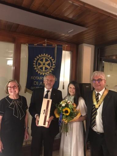 Rotary Club Alba: il ritorno in presenza con Gianluigi Castelli