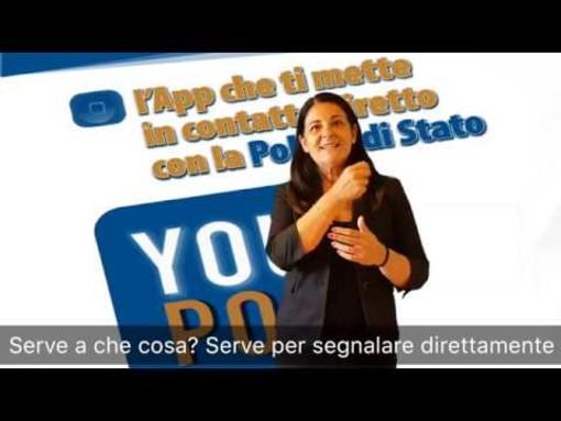 Come chiede soccorso una persona sorda? Tramite l'app YouPol della Polizia di Stato (VIDEO)