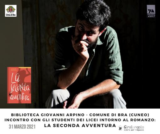 """""""Into the books"""": incontri (on line) con gli autori per i giovani lettori braidesi"""