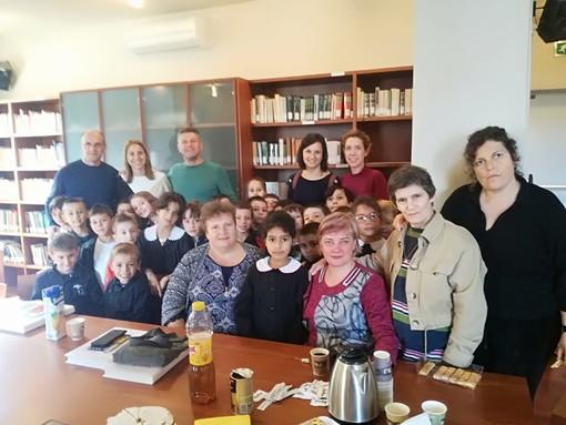 Docenti stranieri ospitati dall'Istituto comprensivo di Montà