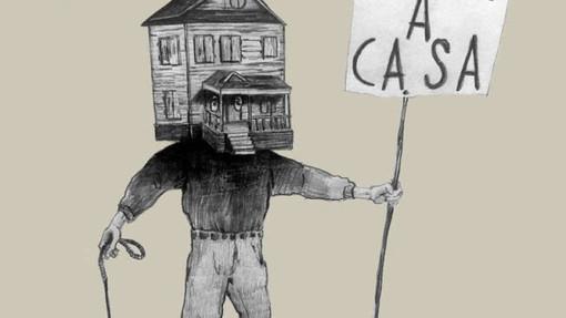Essere in quarantena e raccontarla dalle proprie quattro mura: online 'Io resto a casa' del regista braidese Paolo Casalis