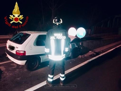 Incidente mortale nella notte a Borgo San Dalmazzo: la vittima è un 80enne di Roccavione