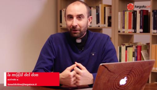 Su Targatocn la m@il del don, la nuova rubrica con don Marco Gallo, parroco di Verzuolo