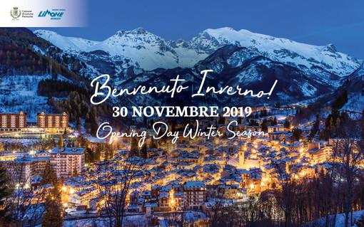 """Sabato 30 novembre a Limone grande """"Opening Day"""" per inaugurare l'apertura della stagione sciistica"""