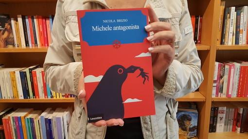 """Al Caffè Letterario di Bra si legge """"Michele antagonista"""" di Nicola Brizio"""