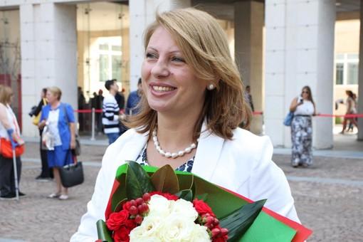 Maria Teresa Furci, dirigente dell'Ambito Territoriale di Cuneo (ex Provveditorato)