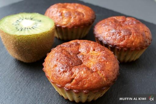 MercoledìVeg di Ortofruit: oggi prepariamo i deliziosi muffin al kiwi