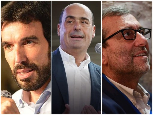 Convenzioni congressuali Pd: Martina vince di misura su Zingaretti