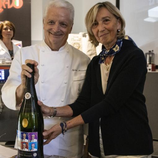 Il Consorzio dell'Asti premia il Maestro pasticciere Iginio Massari