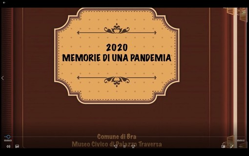 """Bra, """"Memorie di una pandemia"""": il racconto virtuale degli studenti attraverso l'arte"""