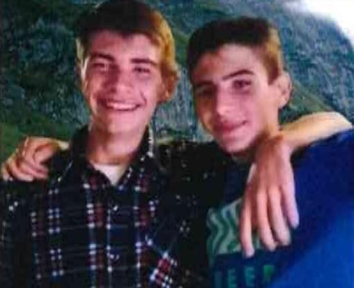 I fratelli Nicolò ed Elia Martini