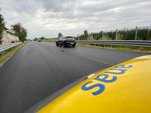 Nuovi lavori di pavimentazione stradale nella Granda: domani e venerdì interventi a Cherasco