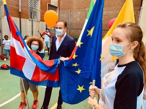 Inaugurazione simbolica degli oratori estivi del Piemonte
