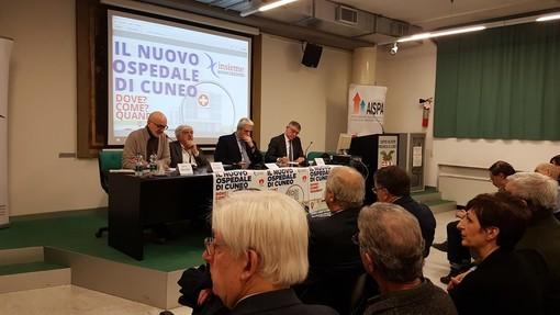 """""""Da fare subito, su uno spazio ben collegato di 10 ettari e ricorrendo ai fondi Inail"""": la soluzione di Fulvio Moirano per il nuovo ospedale di Cuneo"""