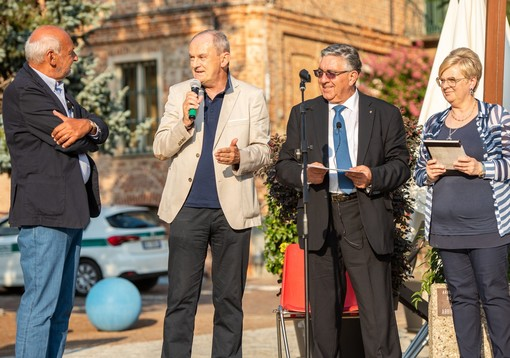 Premio Giornalistico del Roero: 9 i giornalisti incoronati a Sommariva del Bosco nella cerimonia del 30 luglio