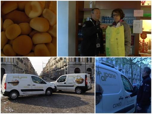 Donare il pane a chi non ha da mangiare: 57 tonnellate di cibo raccolte dall'associazione Pane al Pane nel 2018 (VIDEO)