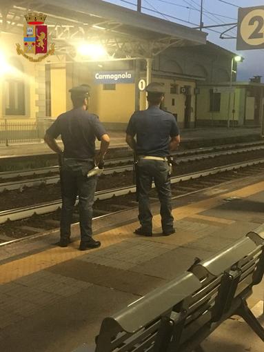 Domiciliato a Fossano ma irregolare da due anni: rintracciato dalla Polfer alla stazione di Carmagnola