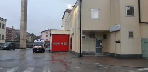 Bomba d'acqua a Saluzzo: allagato il pronto soccorso, pazienti trasferiti a Savigliano