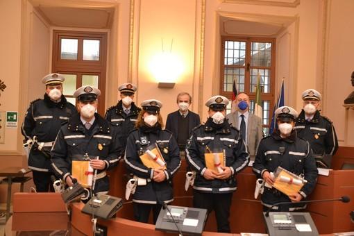 Polizia Municipale Bra festa San Sebastiano