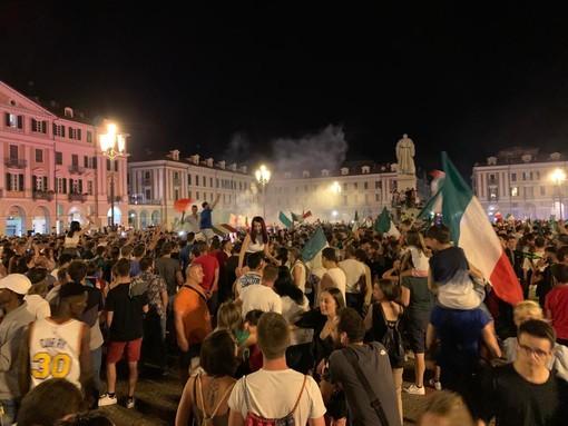 L'ITALIA E' CAMPIONE D'EUROPA: battuta l'Inghilterra a Wembley, la festa esplode anche nella nostra provincia [FOTOGALLERY E VIDEO]