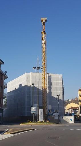 Pronto nell'autunno 2021 il nuovo palazzo alle porte di Bra