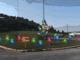 Cherasco: la rotonda in zona Moglia si trasforma per l'ultimo week-end del Museo della Magia