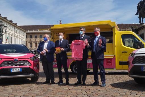 Biraghi, Raspini e Valmora: tre aziende piemontesi supportano il Giro d'Italia 2021