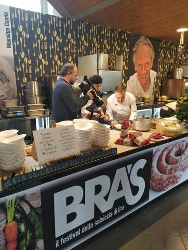 Bra, il Festival della Salsiccia presto in tv