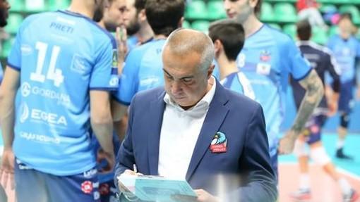 Cuneo Volley, riscontrati dei positivi: salta la trasferta a Castellana Grotte
