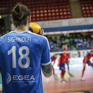 Volley maschile A2: Cuneo, ufficiale la conferma di Nicholas Sighinolfi