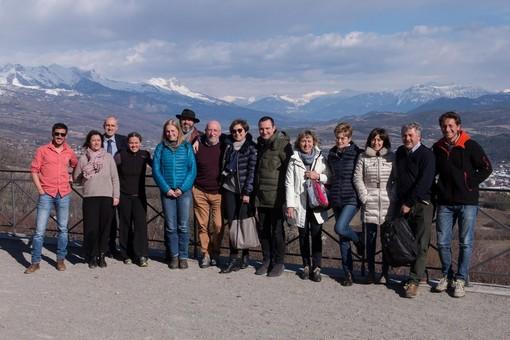 Lo staff del progetto CClimaTT