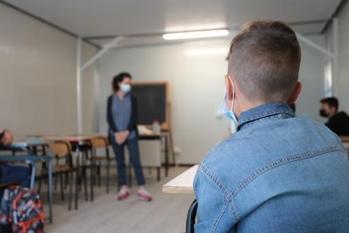 In Granda cinque classi in quarantena, ma nessun focolaio. Da fine settembre al via gli screening di 'Scuola sicura'