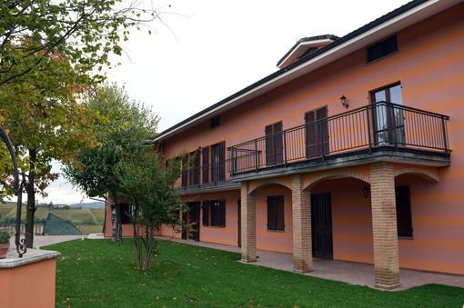 Piobesi d'Alba, la Tenuta Carretta offre la struttura di Villa Garassino per ospitare i medici del nuovo ospedale di Verduno