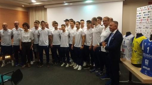 Volley maschile: Monge-Gerbaudo Savigliano, sta per iniziare l'avventura in A3 (VIDEO)