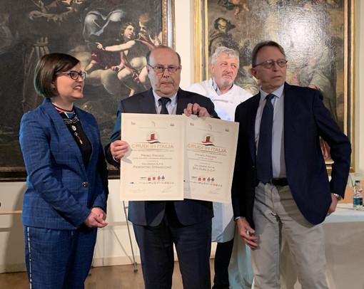 """La Valgrana raddoppia al concorso """"Crudi in Italia 2019"""": vittoria del Piemontino 24 mesi e del Bra duro Dop"""