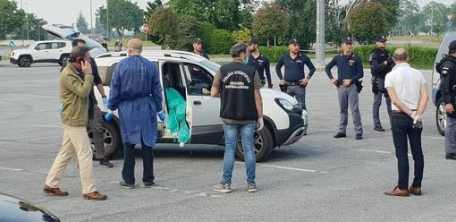 Omicidio all'Auchan di Cuneo: convalidato l'arresto del militare fiorentino