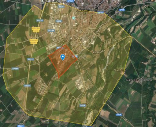 50 uomini delle Forze dell'ordine a Fossano: vigileranno anche per evitare furti nelle abitazioni evacuate