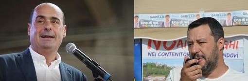 Un test elettorale di fuoco per Zingaretti (Pd) e Salvini (Lega)